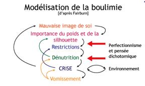 schéma boulimie