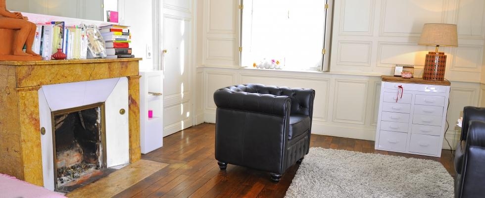 Le Cabinet de consultation-Isabelle Escousse Psychothérapeute – Dijon