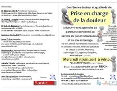 » Bourguignons , réservez la soirée  du 15 juin 2016 à 19h30 à Dijon ( Valmy)